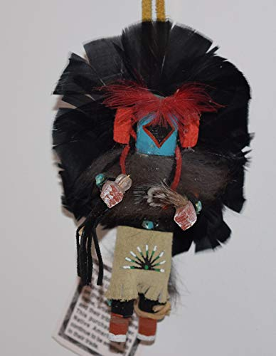 (Chasing Star Kachina Christmas Tree Ornament)