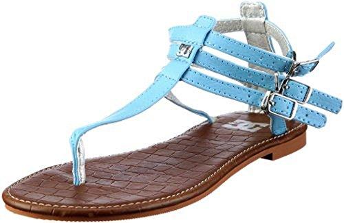 DC Shoes GEORGINA Sandaletten aqsd aquarius