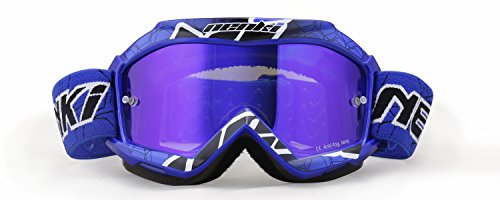 NENKI Kids Goggles NK-1018 for Motocross, Bike Riding, Skiing,Tinted Lens - Bifocals Cost Low