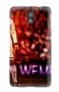Cristiano Ronaldo Render Case Compatible With Galaxy Note 3/ Hot Protection Case