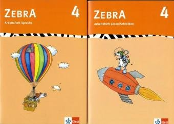 Zebra / Basispaket 4. Schuljahr