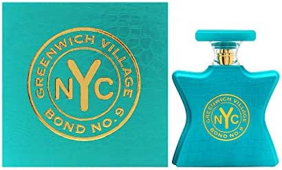 Bond No 9 Greenwich Village For Women Eau De Parfum Spray 3.4 Ounce