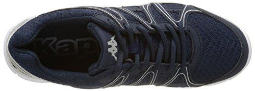 Marine Ulaker bleu Bleu Argent Hommes Chaussures Kappa Course De P8knwO0X