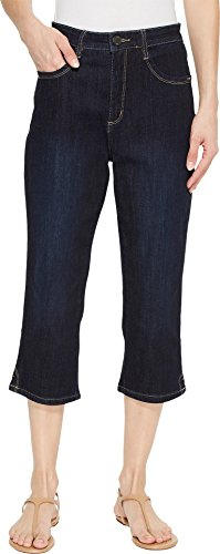 FDJ French Dressing Jeans Women's Coolmax Denim Peggy Capris In Twilight Twilight 14 21