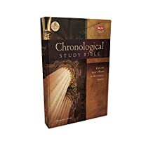 NKJV, The Chronological Study Bible, Hardcover