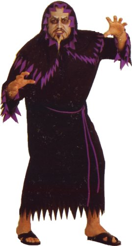 (Ghoul Robe Deluxe Costume Adult Plus Size)