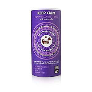 hownd Keep Calm Hemp Wellness Treats, 200 g