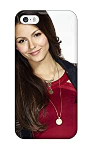 Slim New Design Hard Case For Iphone 5/5s Case Cover Victoria Justice