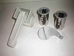 The Pampered Chef Grater w/ 2 Grater Attachments