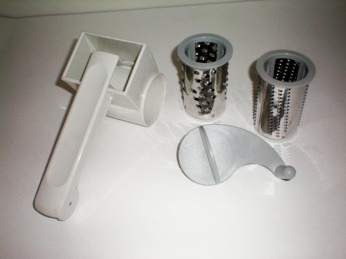 deluxe cheese grater complete