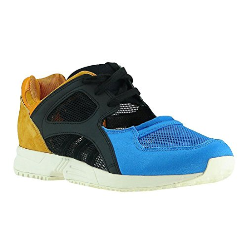 Adidas Vrouwen Eqt Racen Og Blauw / Zwart / Oranje S81473