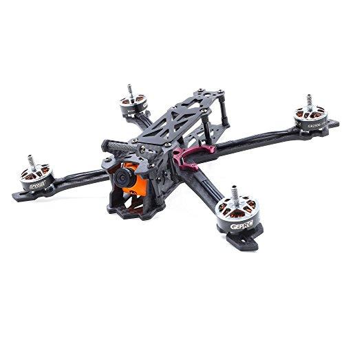 GEPRC GEP-Mark2-5 frame FPV Rcing quadcopter carbon fiber frame freestyle