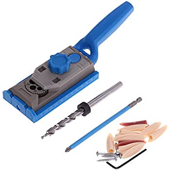 Pocket Hole And Doweling Jig Kit
