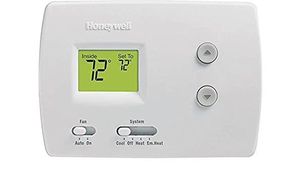 Amazon.com: New Honeywell Rth3100c Heating & Cooling Digital Heat Pump Thermostat 5733894: Kitchen & Dining