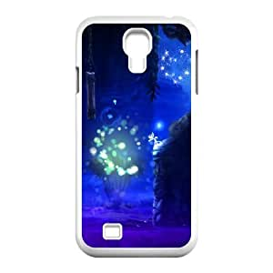 Custom Case ACT Game Ori and the Blind Forest For Samsung Galaxy S4 I9500 Q3V942780
