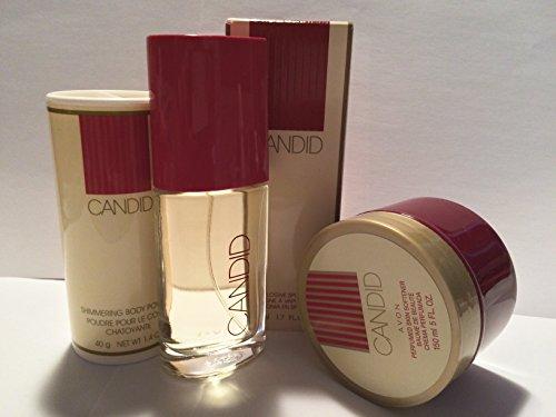 Avon Candid Cologne Gift Set