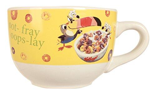 (Kellogg's Froot Loops Cereal Mug (Set of 4), Multi )