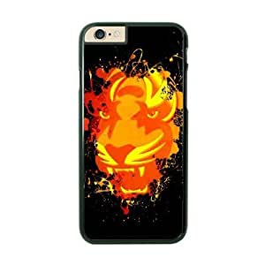 NFL Case Cover For Apple Iphone 6 4.7 Inch Black Cell Phone Case Cincinnati Bengals QNXTWKHE1754 NFL Hard Phone