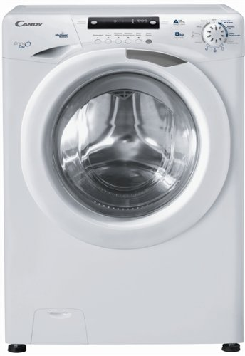 Candy EVO1083DW Independiente Carga frontal 8kg 1000RPM A++ Blanco ...