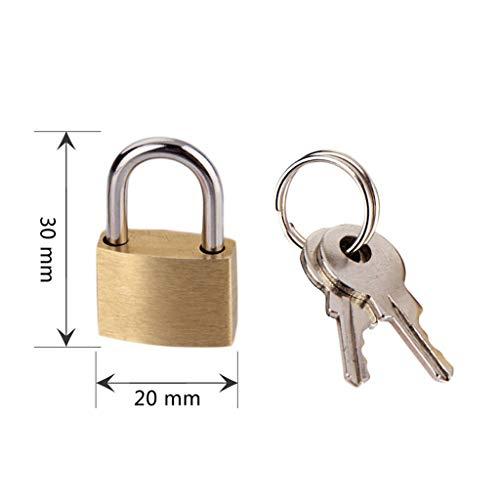 d79d59bb1d7d Amazon.com: Wllsagl Xouwvpm Small Lock Luggage Case Padlock Box Case ...
