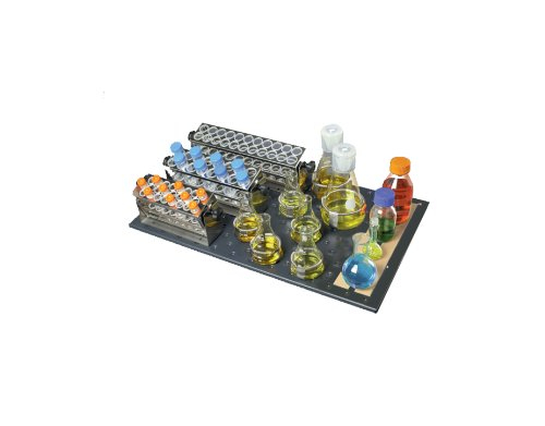 """Eppendorf M1250-9902 Aluminum Universal Platform, 18"""" L x 18"""" W, for Innova, I-Series, and Excella Shakers, 4 x 2.8L Capacity"""