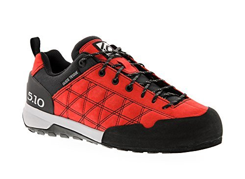 Five Ten Guide Tennie Men's Approach Shoes (Red, 10.5)