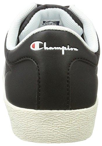Champion Women's Low Cut Venice Pu Competition Running Shoes Black (Nbk) Vi0JuXt