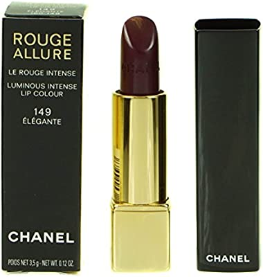 CHANEL Rouge Allure 149 Elegante – pintalabios Intenso/Lipstick: Amazon.es: Belleza