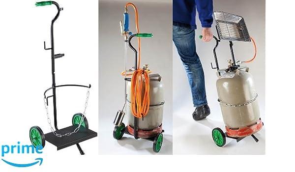 Westfalia - Carro para bombona de butano (hasta 20 kg): Amazon.es: Industria, empresas y ciencia
