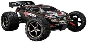 Traxxas 71074 E-Revo VXL Monster Truck, Scale 1/16