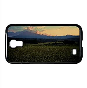 Fall Scenery, Hachimantai, Japan Watercolor style Cover Samsung Galaxy S4 I9500 Case (Landscape Watercolor style Cover Samsung Galaxy S4 I9500 Case)