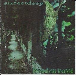 6 feet deep - 6