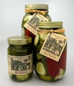 low sodium dill pickles - 4