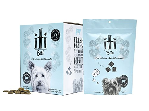 ITI PET iti Biti Beef for Dogs - 5 Pack