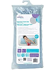 """Baby Works Total Tub Bath Mat - Extra-Long 100cm x 40cm (39.4"""" x 15.7""""), 200 suction cups for maximum safety"""
