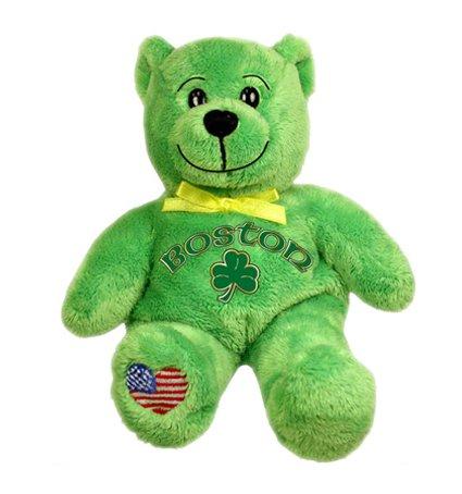 Boston City Bear - Green ()