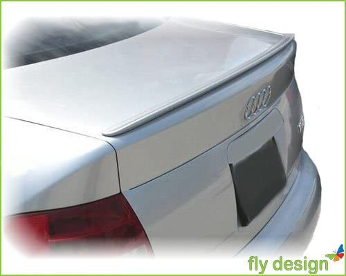 Car Tuning24 52775735 Tuning A4 B5 8d5 8d2 Heckspoiler Spoilerlippe Alusilber Met Ly7m Auto