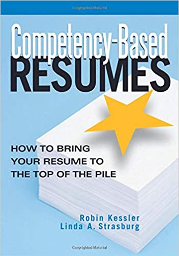 Competency Based Resumes Robin Kessler 9781564147721 Amazon Com