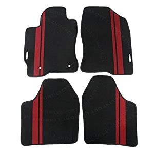 LT Sport Custom Fit 04-09 TOYOTA PRIUS Stylish Nylon Floor Mats Carpet
