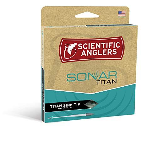 Scientific Anglers Sonar Titan Sink TIP, WF8F/S3