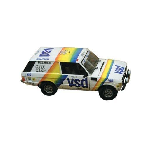 Italeri Range Rover Rally Model Kit by (Range Rover Kits)