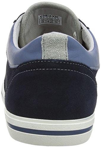 Uomo Blu F blau Navy da Smart Sneakers Geox Avio gnHBI
