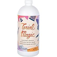 Terial Magic TM11005 Fabric Stabilizer (32oz), Medium, White