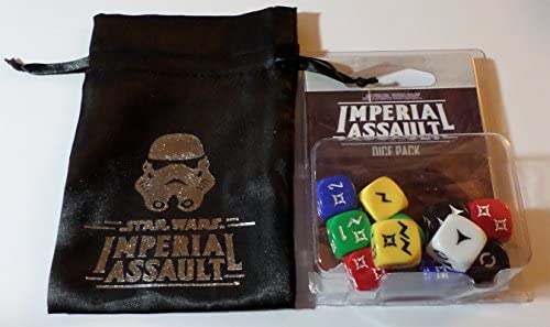 Star Wars Imperial Assault Dice Pack Premium Bundle + Promo Bag - Expansion: Amazon.es: Juguetes y juegos