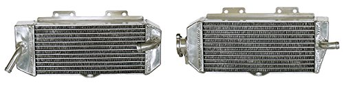 Outlaw Racing OR3371 Radiator Oversized Set-Dirt YAMAHA WR450F YZ450F 2003-2005 from Outlaw Racing Products