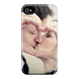 New Fashionable Maria N Young ZTcsbCV2715KrYqp Cover Case Specially Made For Iphone 4/4s(lover)