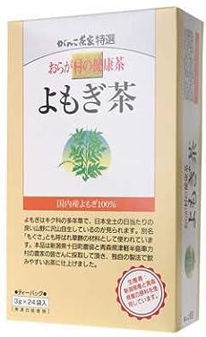 おらが村の健康茶 よもぎ茶 72g(3g×24袋)