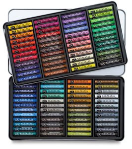 Caran D'ache Neopastel - Set of 96 - Assorted Colors (7400.396 ) by Caran d'Ache