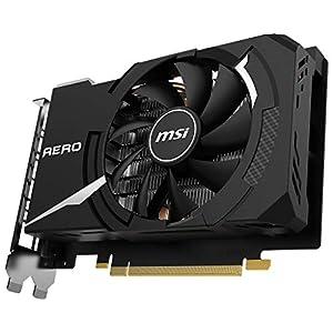 MSI Gaming Geforce GTX 1650 Super 128-Bit HDMI/DP/Dvi 4GB GDRR6 HDCP Support DirectX 12 Single Fan VR Ready OC Graphics…