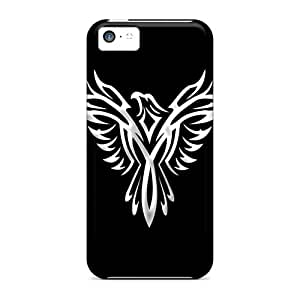 Cute Tpu S.N.H Eagle Case Cover For Iphone 5c